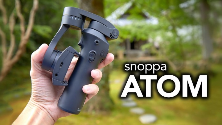 The Most Unique Smartphone Gimbal on the Market