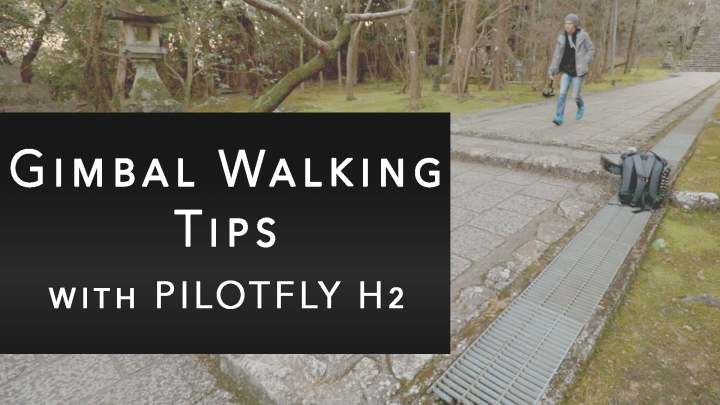 Gimbal Walking Tips (feat. Pilotfly H2)