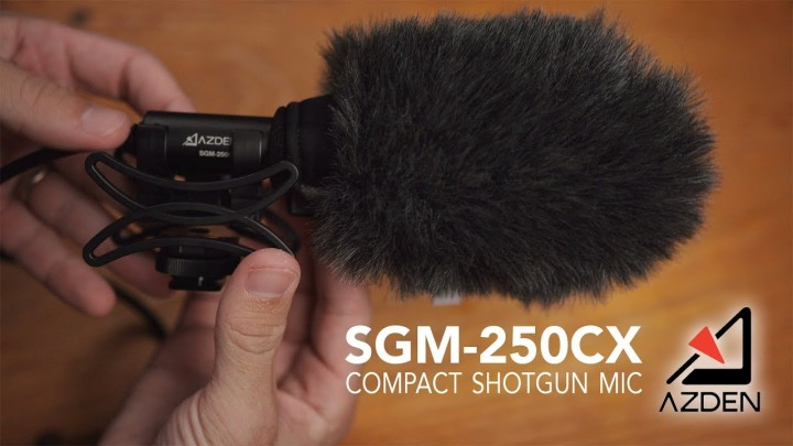 The Best Shotgun Mic for the Canon C200 & More