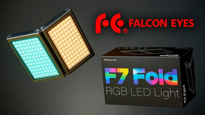 A New Foldable Pocket LED from FalconEyes – Hit or Miss?