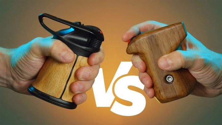 Portkeys Key Grip vs RVLVRClutch