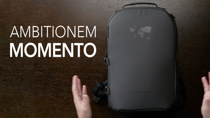 A Great New Camera Backpack on Indiegogo