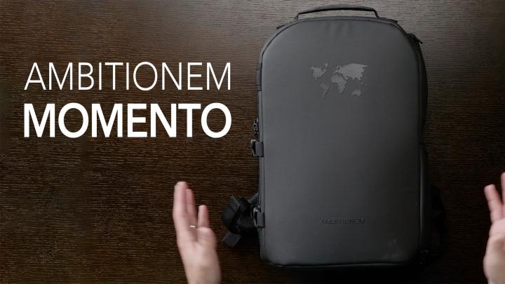 A Great New Camera Backpack onIndiegogo