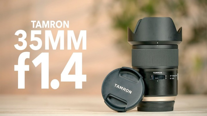Tamron 35mm f1.4 Lens Review