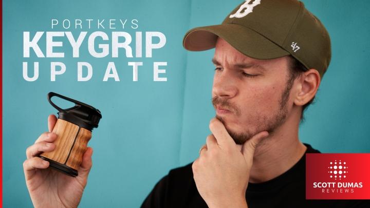 Portkeys KEYGRIP Update