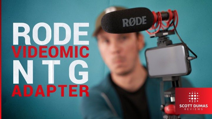 A Nice Little Update to the Rode VideoMic NTG