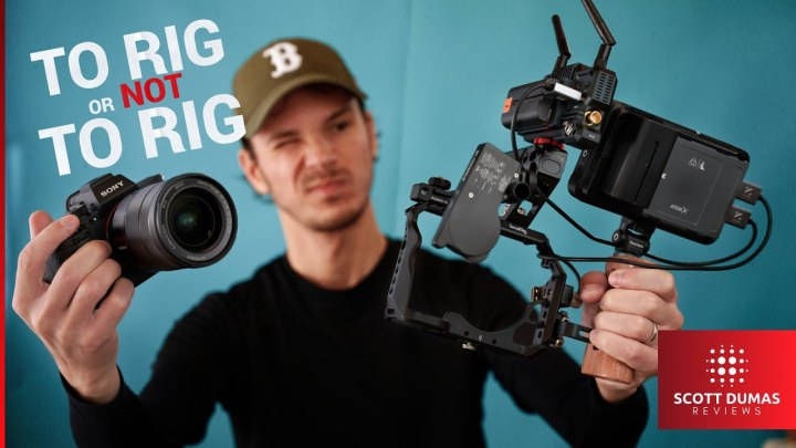 To Rig or Not To Rig (Featuring the Sony A7S III)