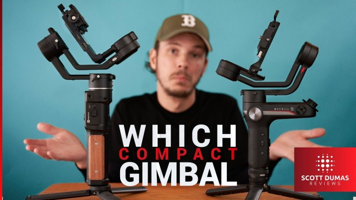 What's the Best Compact Gimbal?