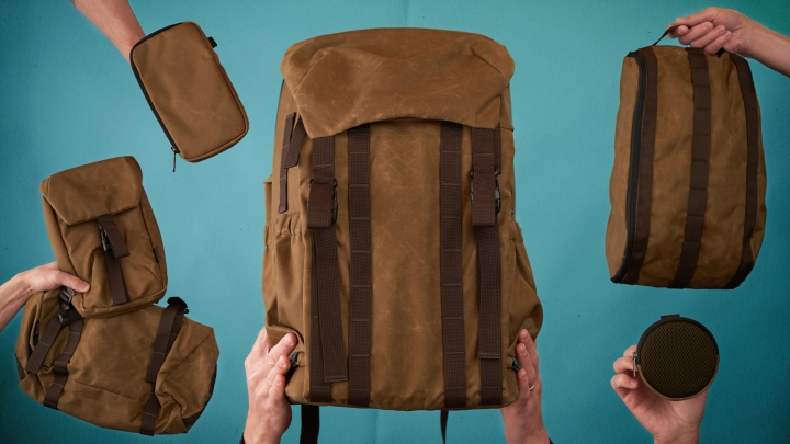 Wotancraft Pilot Backpack and Modular System